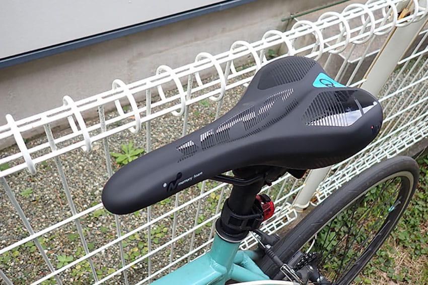 はじめてのふるさと納税は自転車のサドル