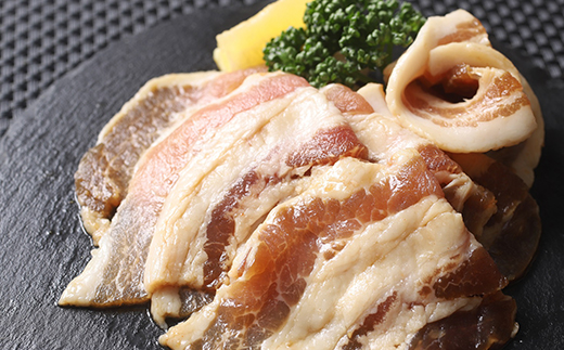 [Ta503-A369]真心お肉屋さんのサムギョプサル(韓国風豚バラ肉)300g×3