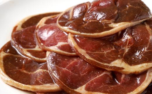 [Ta505-C101]真心お肉屋さんのうめぇ~ジンギスカン ひつじの誘惑 味付ラム肉1.0kg×3 鍋セット