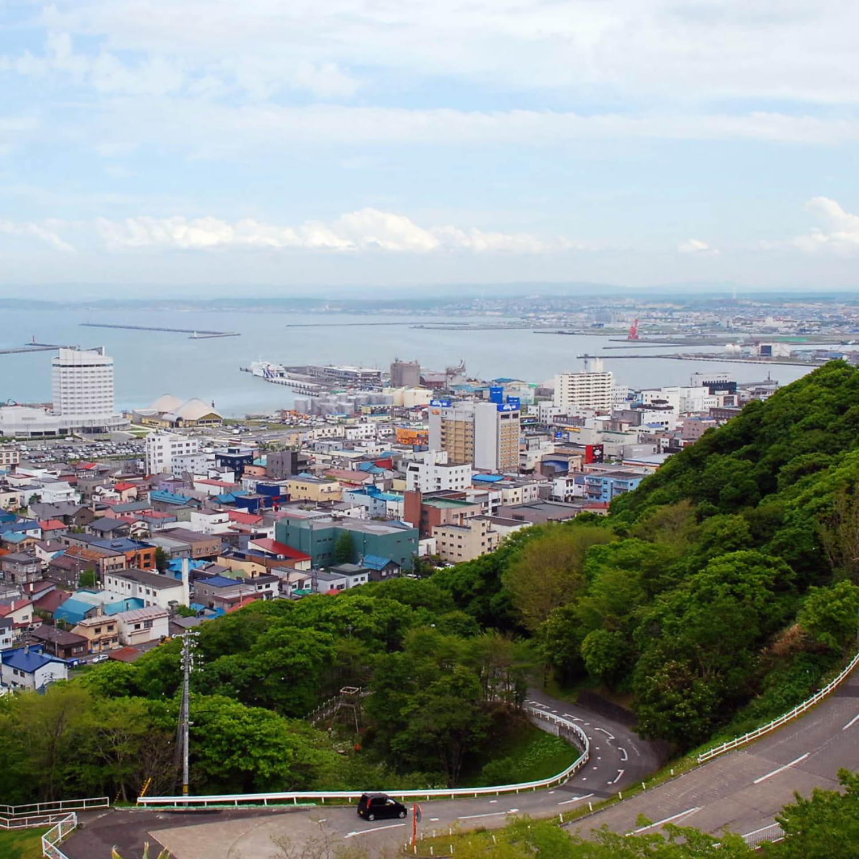 稚内市の風景画像