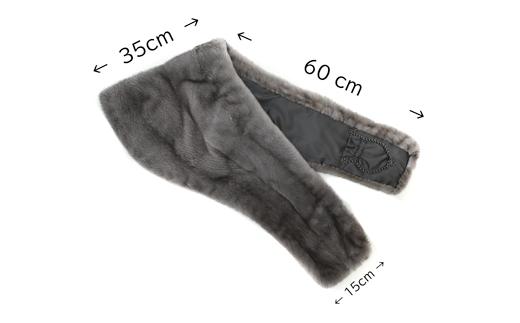 510-1 ミンクショール(ブルーアイリス)