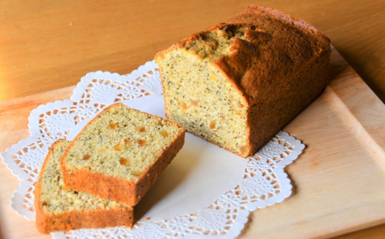 10-291 Cafe ほの香のオレンジ&アールグレイパウンドケーキ