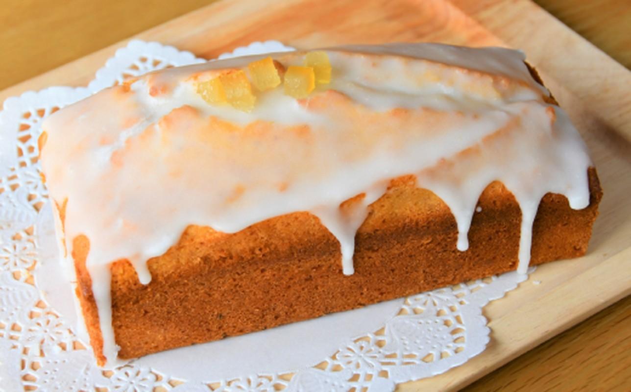 10-292 Cafe ほの香のレモンシトロンパウンドケーキ