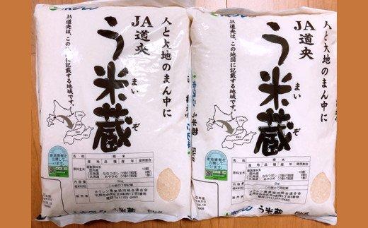 【令和2年度産】う米蔵10kg(5kg×2袋)セット【29012】
