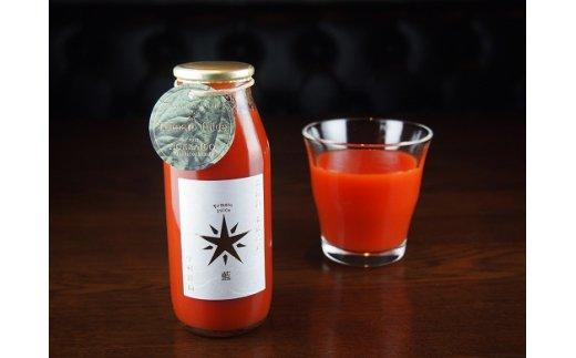 トマトジュース藍
