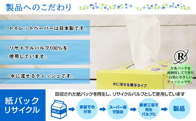 【定期便】毎月1回 計2回 とけまるくんティッシュ 10箱&とけまるくんポケットティッシュ 96個 セット まとめ買い 大容量 雑貨 日用品 生活用品 備蓄 箱 紙 ボックス