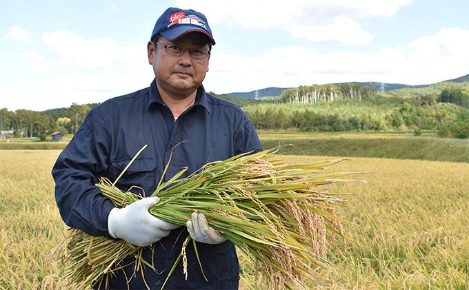 3ヶ月連続お届け 銀山米研究会の無洗米<ゆめぴりか&ななつぼし>セット(計10kg)