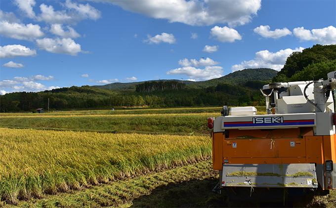 【ANA機内食に採用】銀山米研究会の玄米<ゆめぴりか>5kg