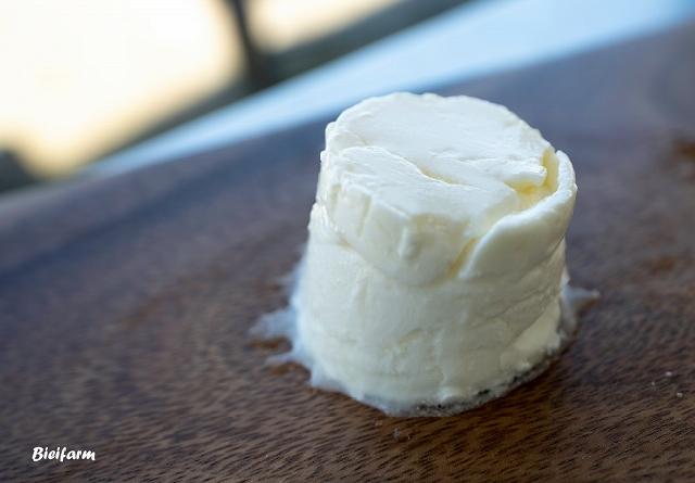 [010-116]美瑛放牧酪農場 フロマージュブラン 6個セット