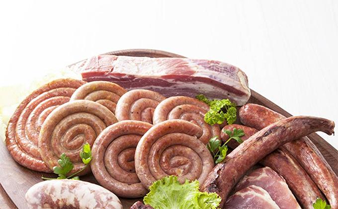 洞爺湖町のお肉屋さんの味の詰合せ