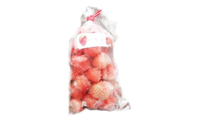 役に立ちます!冷凍カット果物2種( ブルーベリー100g×3袋&いちご100g×4袋)