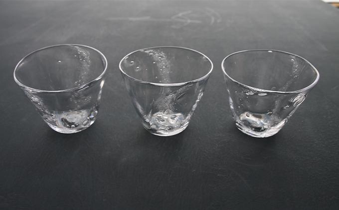 グラス「キラリ☆チュウbb大」6個セット