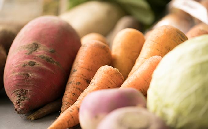 佐々木ファーム 「Farm Delighted」みそ&野菜詰め合わせ 隔月3回お届け