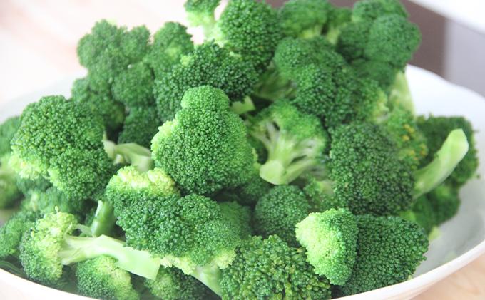役に立ちます 冷凍カット野菜 ブロッコリー60g×11袋