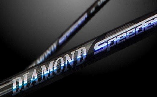 1061. HAYABUSA Iron JAPAN LIMITED ダイヤモンドスピーダーIronシャフト(5番相当26度〜PW相当46度の6本セット)Iron-6、Iron-8、Iron-10 ゴルフクラブ