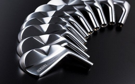 1067. HAYABUSA Iron NEW OT IRON(5番相当26度〜PW相当46度の6本セット)75、85、95 ゴルフクラブ