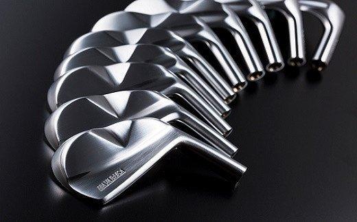 1060. HAYABUSA Iron&ウェッジ 8本セット MCI-120 (5番相当26度〜PW相当46度の6本、ウェッジ 52度、ウェッジ58度の計8本セット)ゴルフクラブ