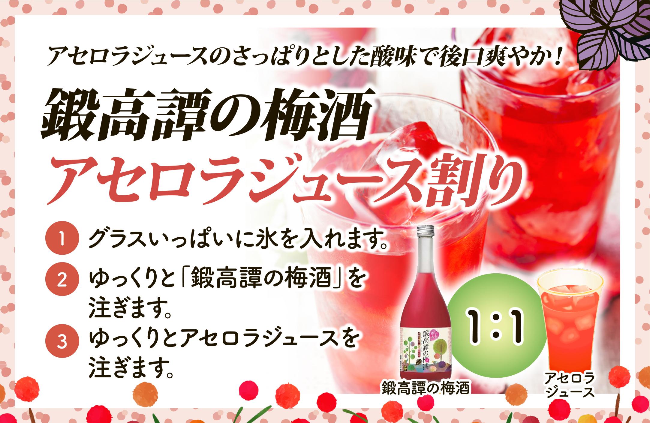 鍛高譚(たんたかたん)・鍛高譚の梅酒[1800ml]【2本セット】【白糠町】