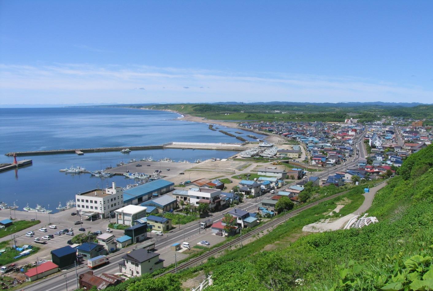 北海道 白糠町