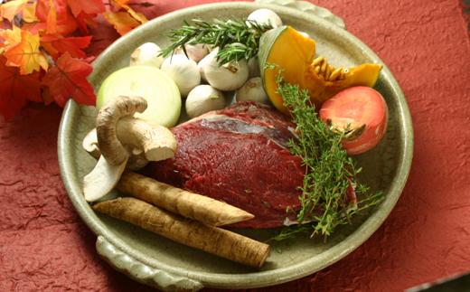 【新型コロナ被害支援】【特別価格】高タンパク・低カロリー・低脂肪 えぞシカ肉セット(ブロック肉)