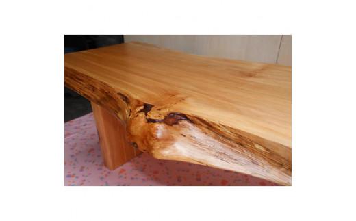【39】座卓(テーブル)ハン・一枚天板【厚さ約4.5cm】