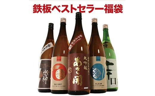 日本酒 飲み比べセット300ml×5本