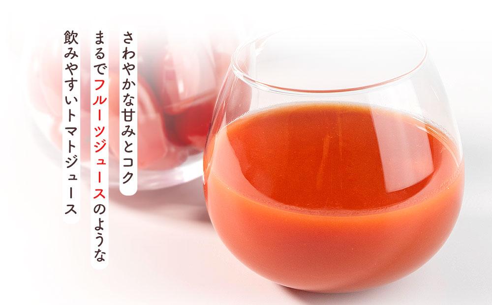 雨ニモマケズ… 無塩無添加 高糖度ミニトマトで作る超濃厚100%のトマトジュース