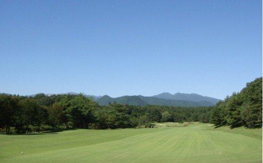 【04324-0086】東蔵王ゴルフ倶楽部 平日ペアゴルフ利用券