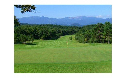 【04324-0063】杜の公園ゴルフクラブ 土・日・祝日ペアゴルフ利用券