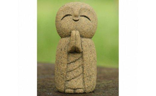 【04324-0085】石彫刻「石んこ地蔵」