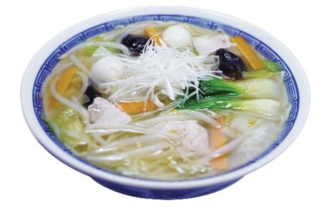 乾燥・秋田比内地鶏あんかけ三昧(ラーメン)12食セット