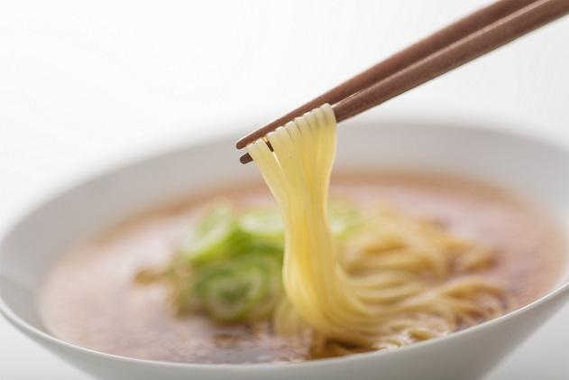 鱈を魚醤を使用した「タラーメン」(4人前  あっさり塩味 スープ付)