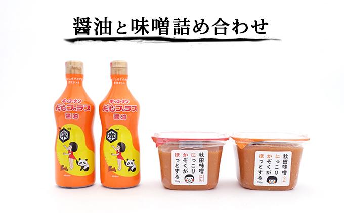 【生活応援定期便】味噌×醤油 生活必需品を毎月お届け 10ヶ月コース