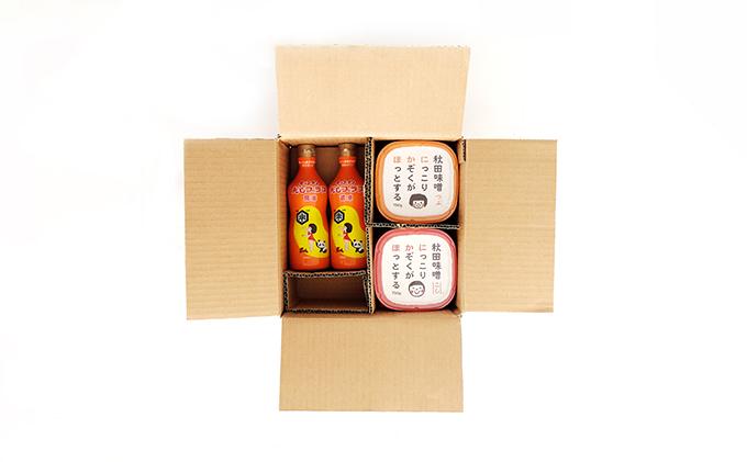 【生活応援定期便】味噌×醤油 生活必需品を毎月お届け 3ヶ月コース