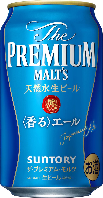 ザ・プレミアム・モルツ〈香る〉エール 350ml×24本