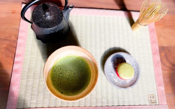 美心禅茶シリーズ  畳ランチョンマット 2枚セット