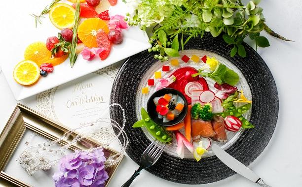 ディナーお食事ペアチケット【パティオコース】