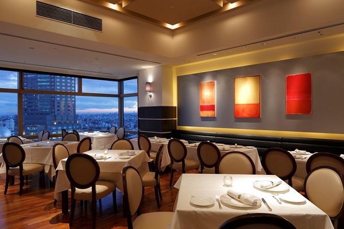 渋谷エクセルホテル東急 日本料理「旬彩」・レストラン「ア ビエント」共通ディナーペアギフト券