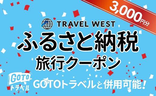 【3,000円分】ふるさと納税旅行クーポン