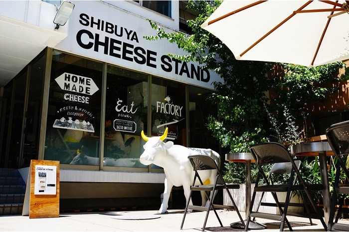 CHEESE STANDチーズ6種+オリジナルパンケーキセット