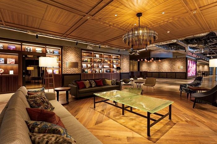 渋谷ストリームエクセルホテル東急 スーペリアコーナーツインルーム宿泊券(1泊朝食付き)