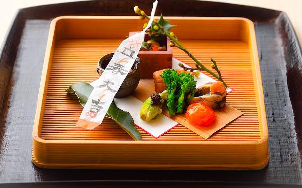 美心禅茶プログラム&懐石ランチ