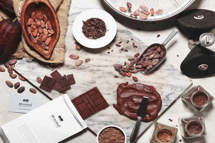 Minimal -Bean to Bar Chocolate- 板チョコレート6種+プレミアムアイスクリームセット