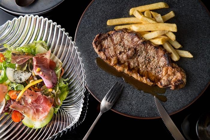渋谷ストリームエクセルホテル東急 <Bar & Dining TORRENT>ペアディナーお食事券