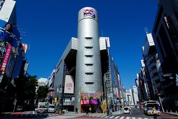 東京都渋谷区東急ストーリー