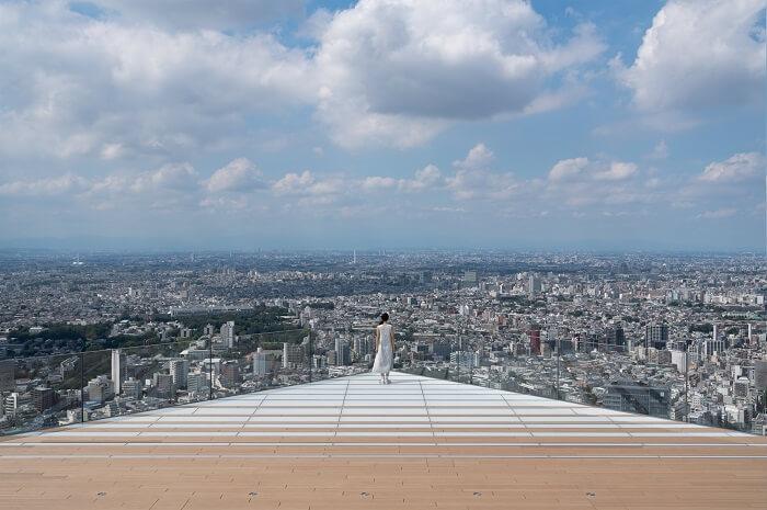 渋谷スクランブルスクエア SHIBUYA SKYチケット