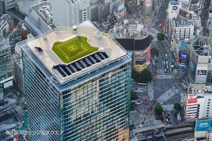 渋谷ストリームエクセルホテル東急宿泊券(朝食付)+SHIBUYA SKY展望台チケット2枚付き