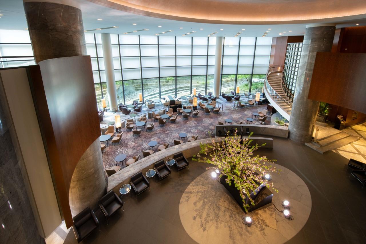 【セルリアンタワー東急ホテル】東京・渋谷の25階以上の高層階で非日常の寛ぎステイ(1~2名様1泊)