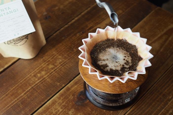 デカフェコーヒーセット(中挽き)