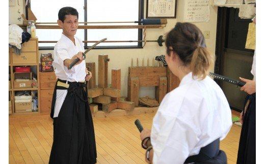 【町田市外の方のみお選びいただけます】侍(SAMURAI)武士道(BUSHIDO)体験(2万円コース)